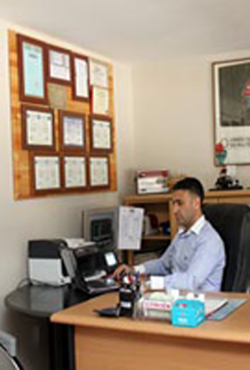 Tahsin AKBAŞ AKBAŞ OTO Bursa Oto Tamiri